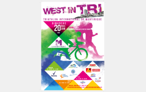 WEST IN TRI 2018 TRIATHLON INTERNATIONAL DE MARTINIQUE