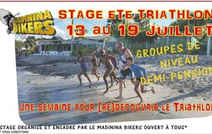 Stage Madinina Bikers